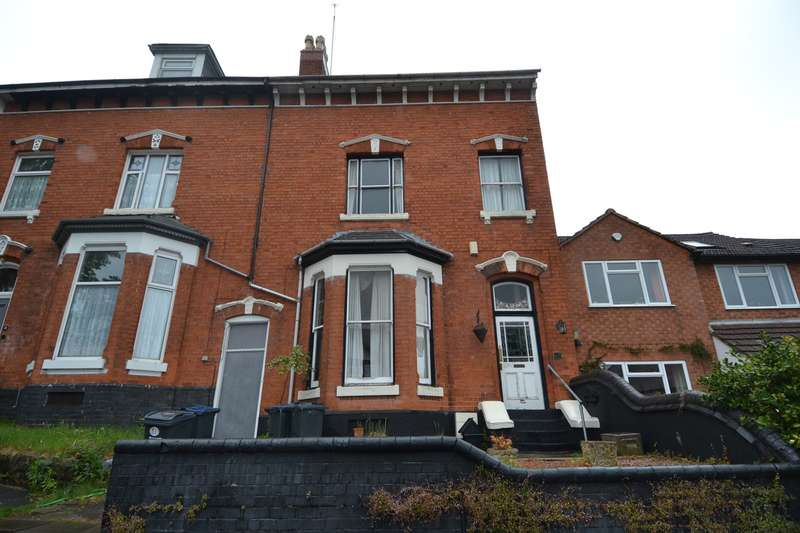 6 Bedrooms End Of Terrace House for sale in Prospect Road, Moseley, Birmingham, B13