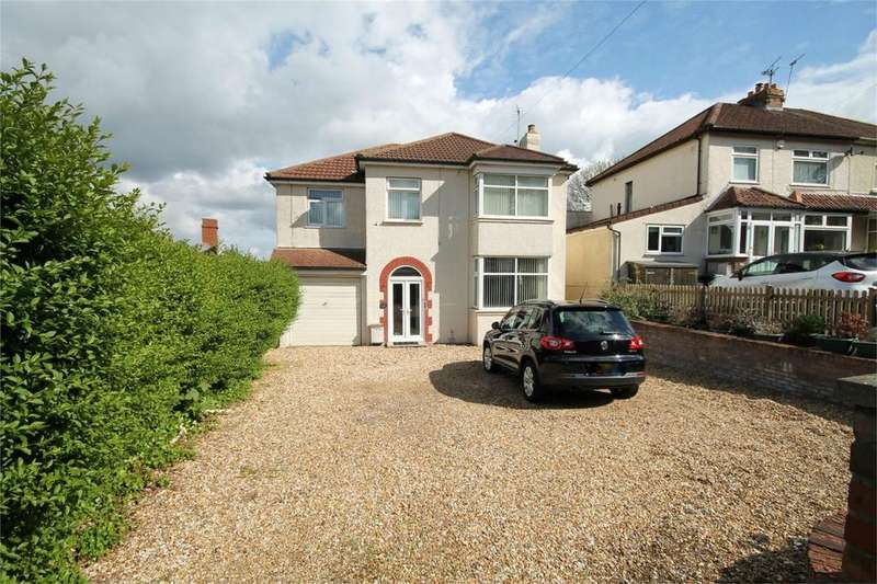 4 Bedrooms Detached House for sale in Downend Road, Downend, Bristol