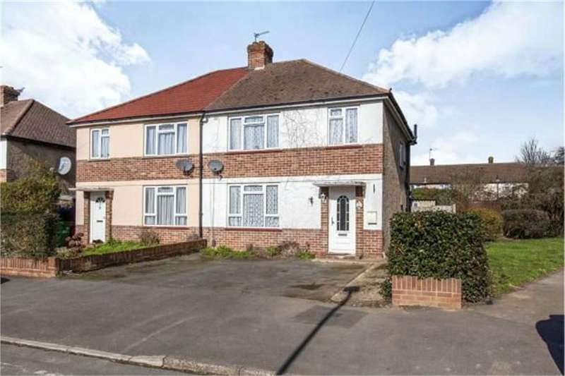 3 Bedrooms Semi Detached House for sale in Ennerdale Crescent, Burnham, Berkshire