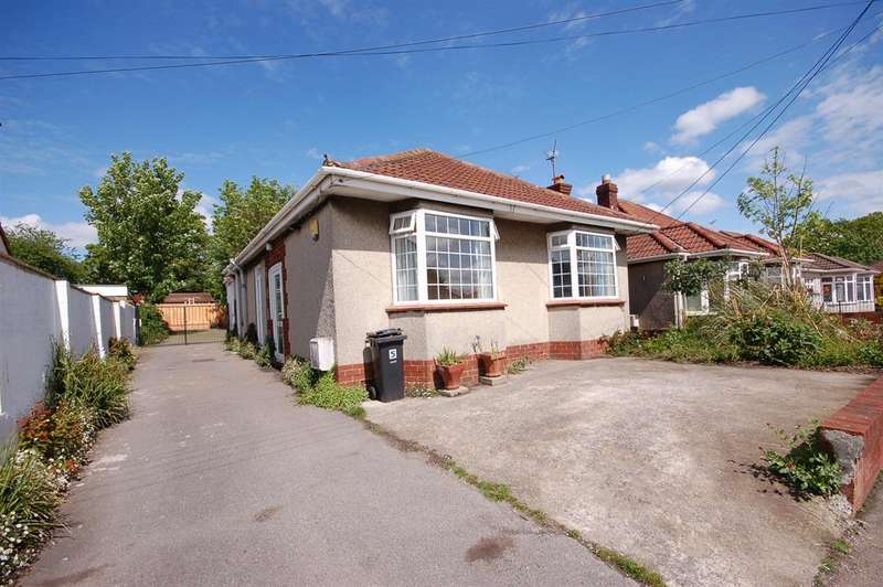 3 Bedrooms Bungalow for sale in Baglyn Avenue, Bristol, BS15 4XS