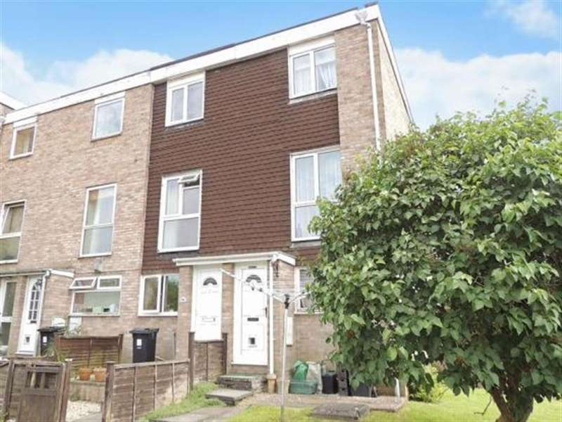 2 Bedrooms Maisonette Flat for sale in Malvern Drive, Bristol, BS30 8UZ