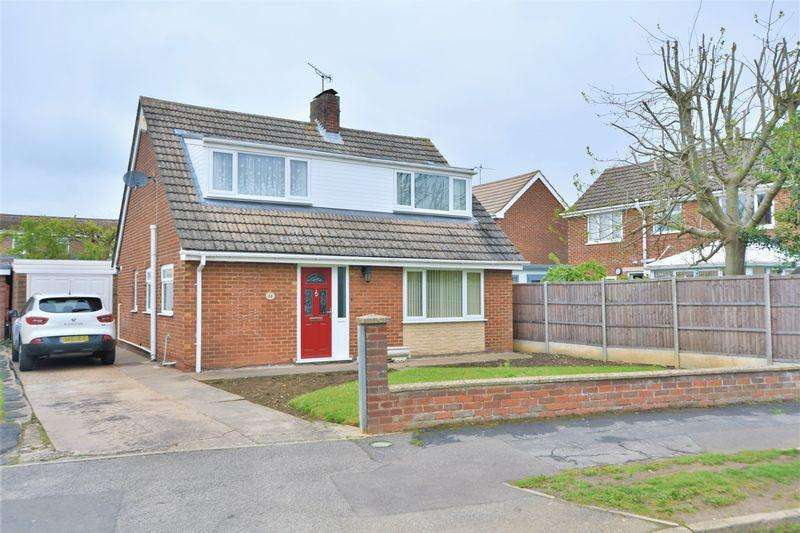 3 Bedrooms Detached House for sale in Minster Drive, Cherry Willingham, Lincoln