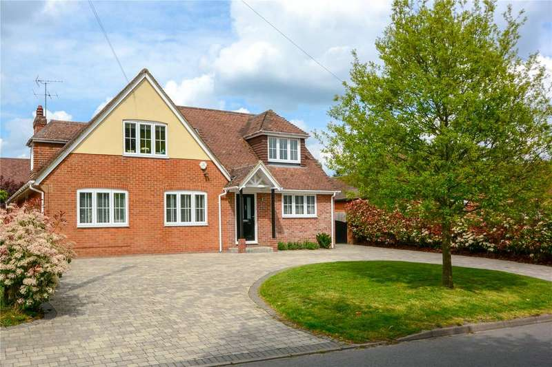 4 Bedrooms Detached House for sale in Evendons Lane, Wokingham, Berkshire, RG41