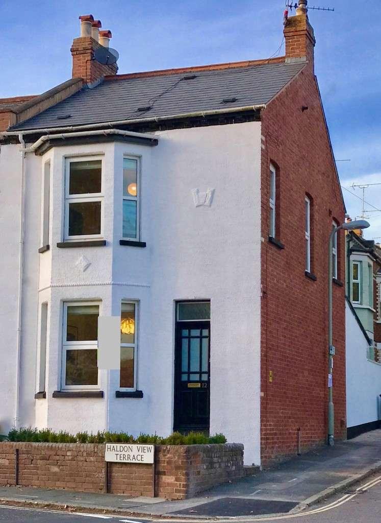 3 Bedrooms Terraced House for rent in Haldon View Terrace, Exeter