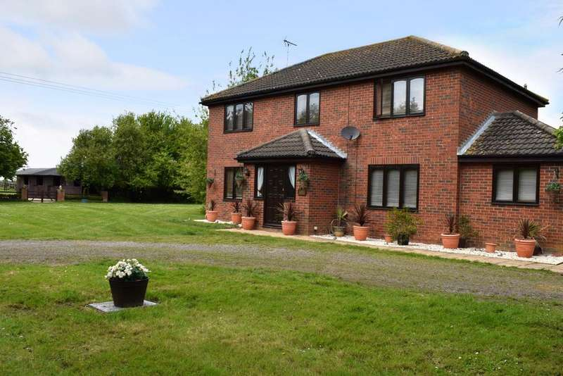 4 Bedrooms Detached House for sale in Spalding LINCOLNSHIRE