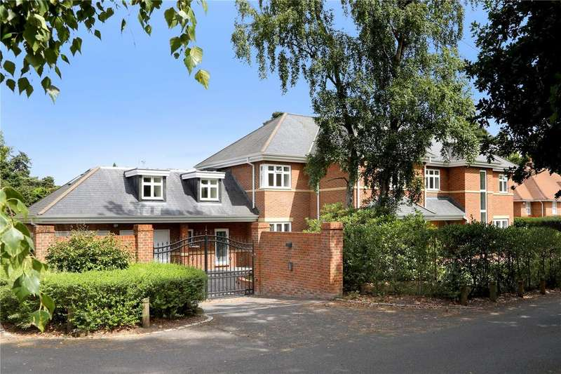 6 Bedrooms Detached House for sale in Monks Walk, Ascot, Berkshire