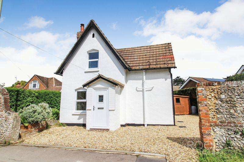 2 Bedrooms Detached House for sale in Monks Lane, Newbury