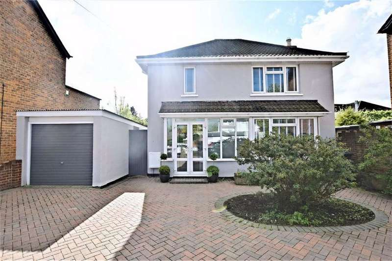 3 Bedrooms Detached House for sale in Elmbridge Road, Gloucester
