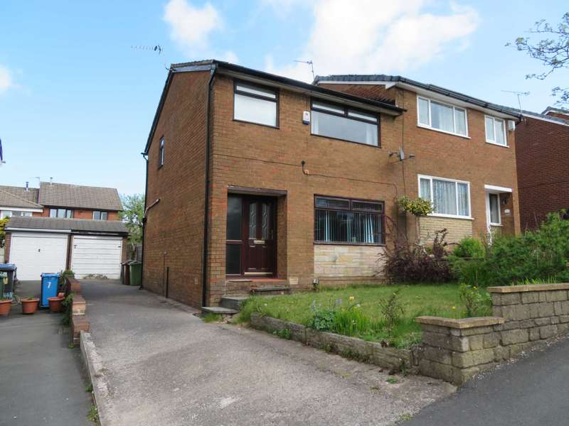 3 Bedrooms Semi Detached House for sale in Scarr Lane, Shaw