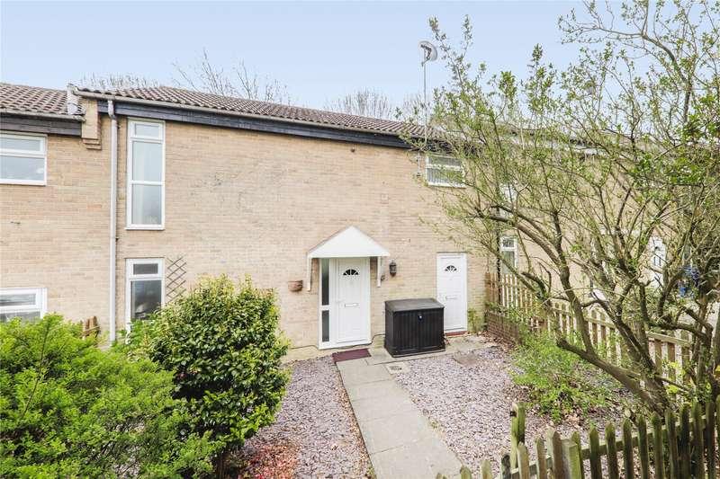 3 Bedrooms Terraced House for sale in Oakdale, Bracknell, Berkshire, RG12