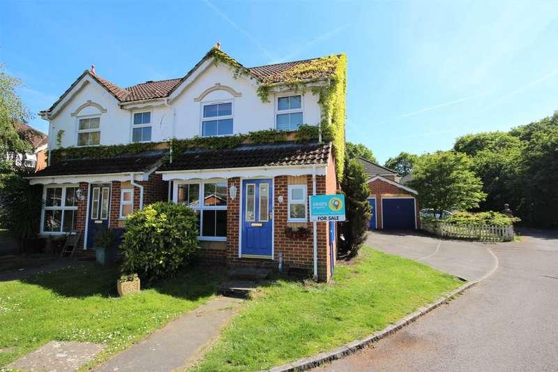 3 Bedrooms Semi Detached House for sale in Seddon Hill, Warfield