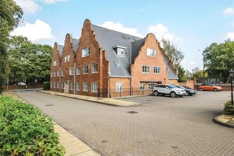 1 Bedroom Flat for sale in Paddock House, Burleigh Road, Ascot, Berkshire