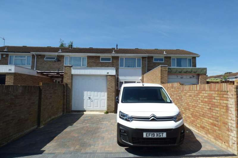 3 Bedrooms Terraced House for sale in Kempston, Beds, MK42 7NT