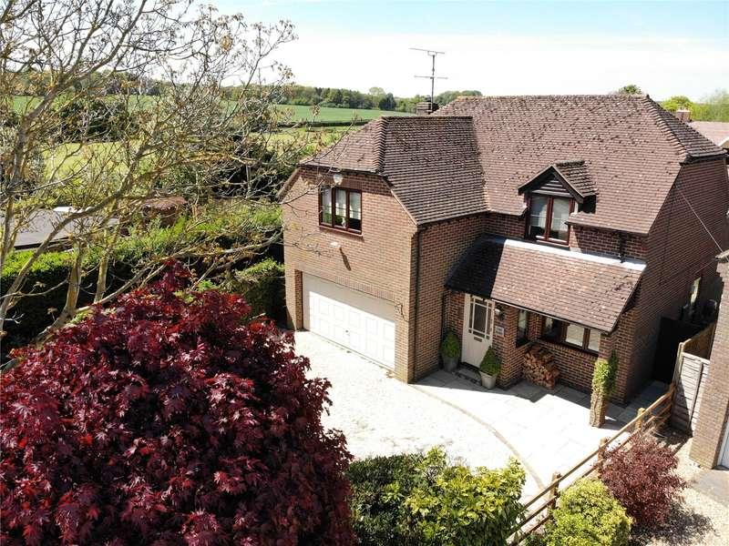 4 Bedrooms Property for sale in Bucklebury, Reading, Berkshire
