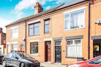 3 Bedrooms Terraced House for sale in Bulwer Road, Leicester, Leicestershire