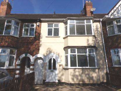 3 Bedrooms Terraced House for sale in Blackbird Road, Leicester, Leicestershire, England