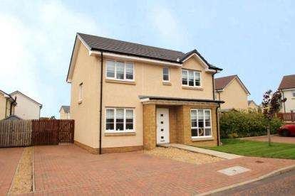 4 Bedrooms Detached House for sale in Sycamore Wynd, Perceton, Irvine, North Ayrshire