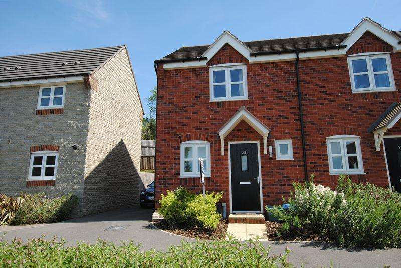 2 Bedrooms Semi Detached House for sale in Wellingtons Grove, Cinderford