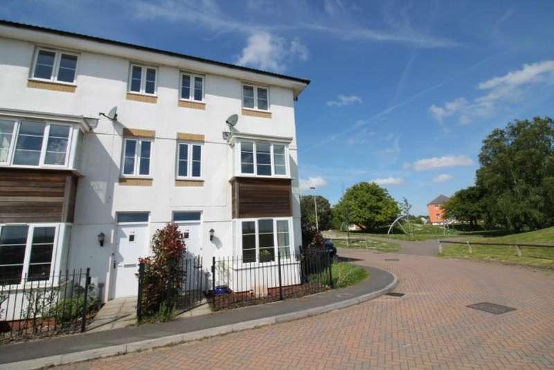 4 Bedrooms Semi Detached House for rent in Jack Sadler Way, Exeter
