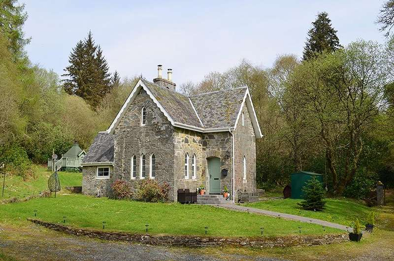 3 Bedrooms Cottage House for sale in Glendaruel, Colintraive, Argyll and Bute, PA22 3AD