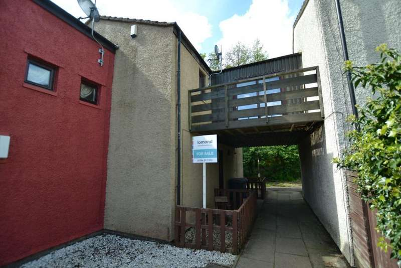 4 Bedrooms Terraced House for sale in Drummuir Foot,Girdle Toll, Irvine, North Ayrshire, KA11 1NW