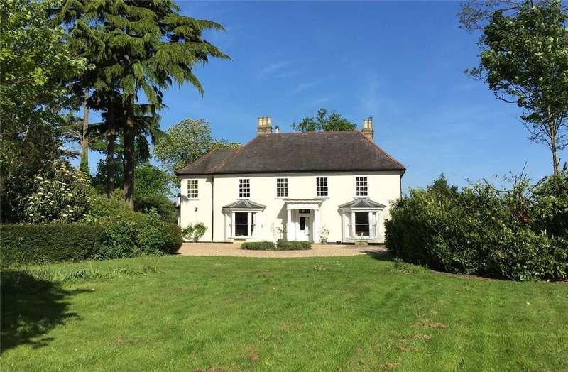 6 Bedrooms Detached House for sale in Copdock, Nr Ipswich, Suffolk, IP8