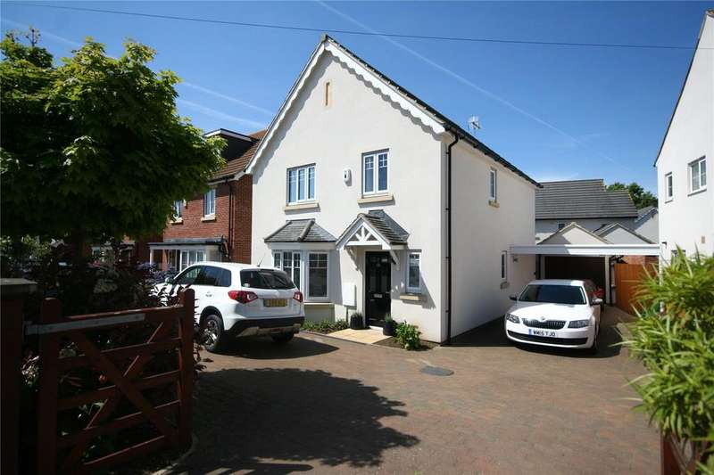4 Bedrooms Detached House for sale in Bouncers Lane, Cheltenham, GL52