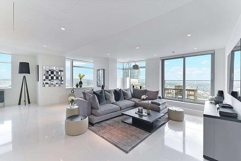 3 Bedrooms Flat for rent in Pan Peninsula Square, Nr Canary Wharf, London, E14