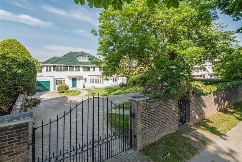 5 Bedrooms Detached House for sale in Hartington Road, Chiswick, London, W4