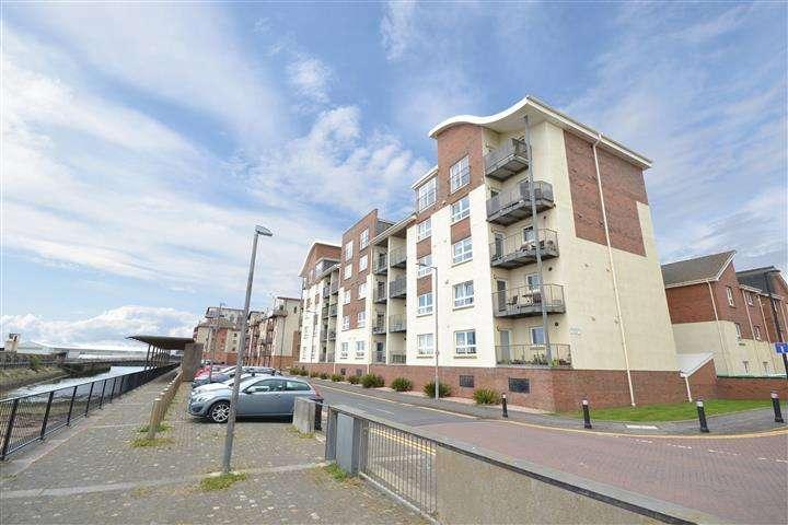 2 Bedrooms Apartment Flat for sale in 5 Inkerman Court, Ayr, KA7 1HF