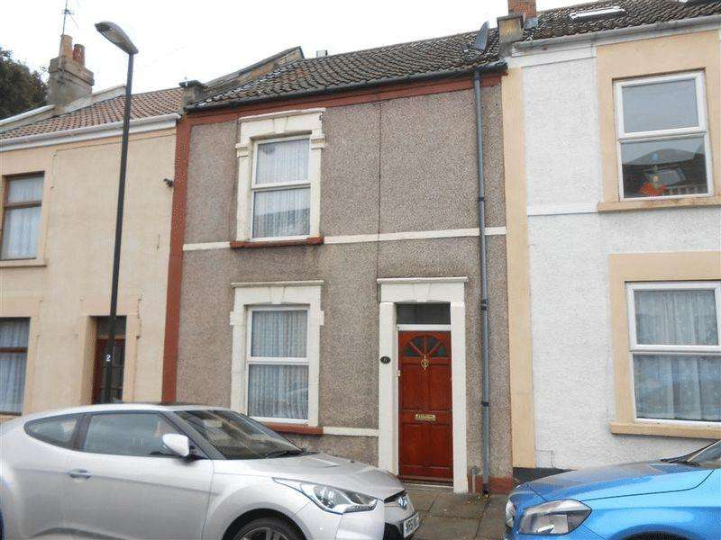 2 Bedrooms Terraced House for sale in Redfield, Bristol