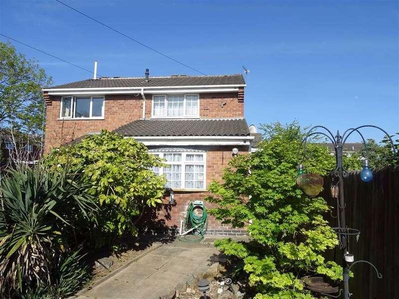 2 Bedrooms Semi Detached House for sale in Weston Close, Hinckley