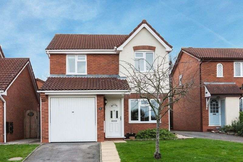 3 Bedrooms Property for sale in Thorn Tree Drive, Chepstow
