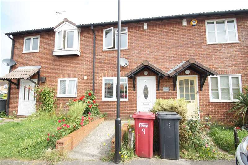 2 Bedrooms Terraced House for sale in Cooper Way, Windsor Meadows, Cippenham