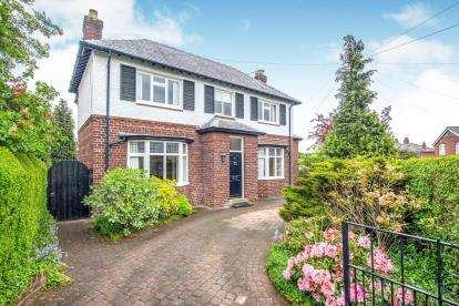 5 Bedrooms Detached House for sale in Tower Hill, Ormskirk, Lancashire, Uk, L39