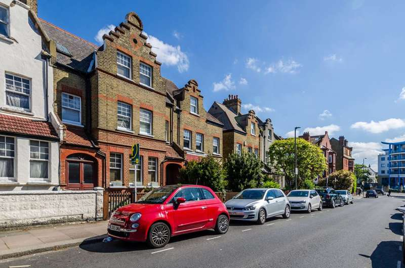 6 Bedrooms Terraced House for sale in Marius Road, Balham, SW17