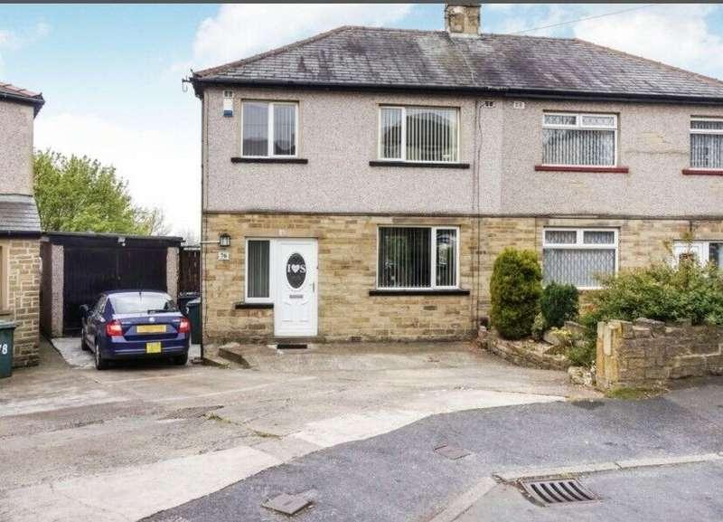 3 Bedrooms House for sale in Bradford, Yorkshire, BD2 4HU