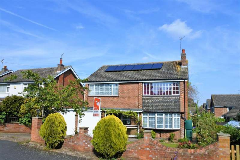 5 Bedrooms Detached House for sale in North Drive, Ancaster, Grantham
