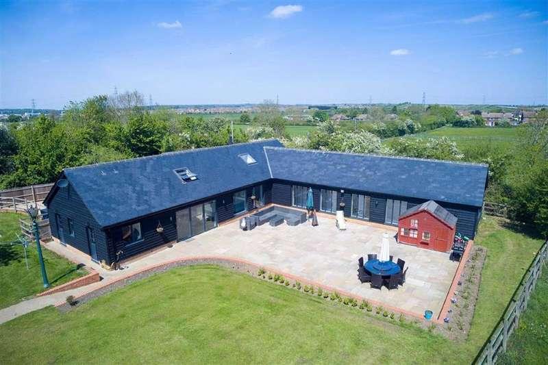 5 Bedrooms Detached House for sale in Little Billington, Bedfordshire