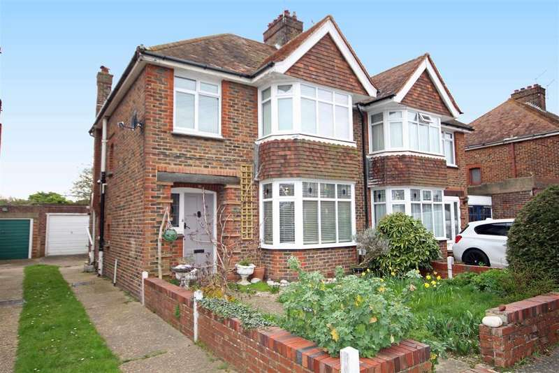 3 Bedrooms Semi Detached House for sale in Phoenix Way, Southwick, Brighton