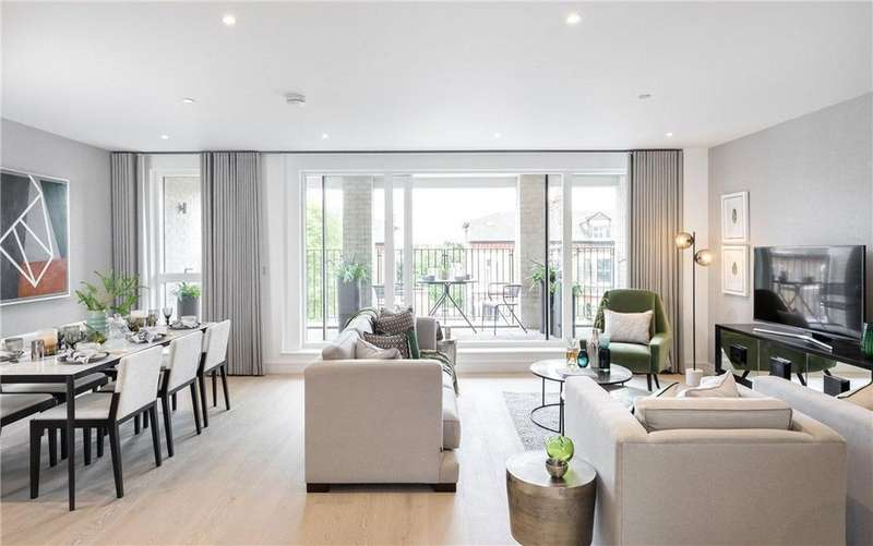 3 Bedrooms Flat for sale in The Avenue, London, NW6