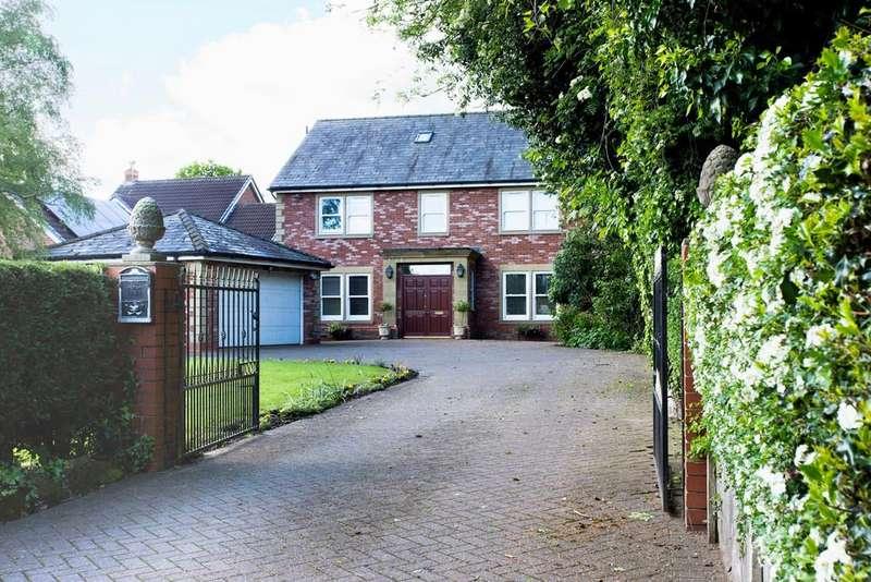 6 Bedrooms Detached House for sale in Higher Lane, Lymm