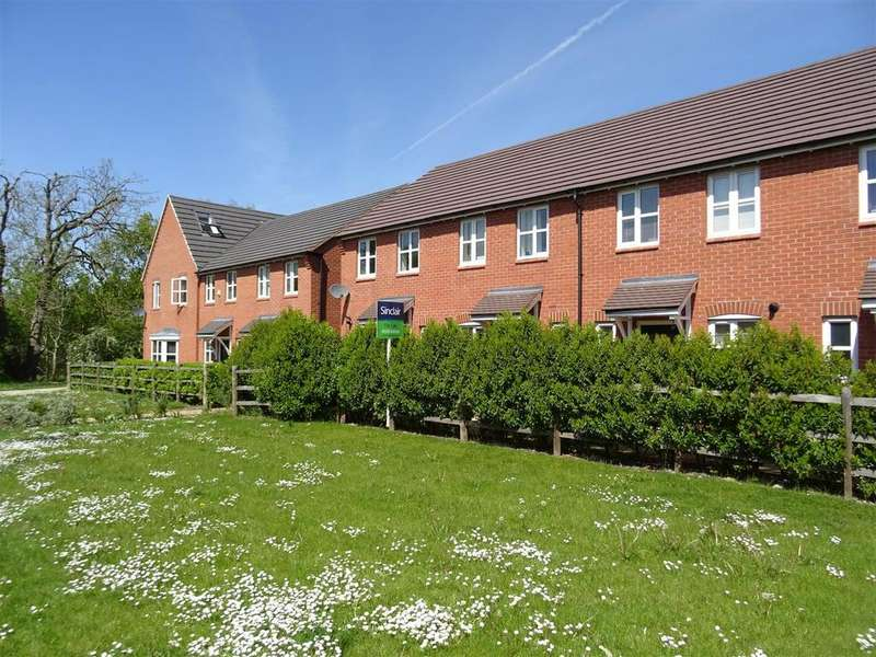 2 Bedrooms Town House for sale in Otter Close, Ibstock, Leicestershire