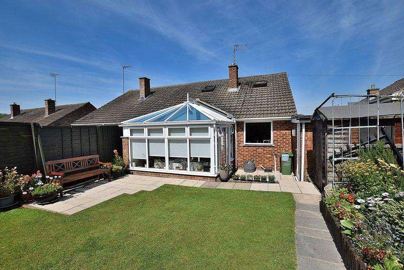 2 Bedrooms Bungalow for sale in SOUTH WEST DUNSTABLE! SUPERBLY maintained BUNGALOW with added loft conversion!