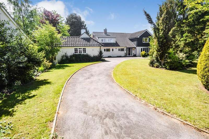 4 Bedrooms Detached House for sale in Church Road, Wickham Bishops, Witham