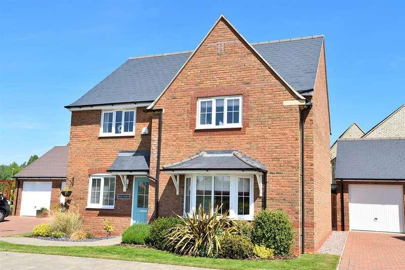 4 Bedrooms Property for sale in Fen Street, Brooklands, Cambridge, Milton Keynes