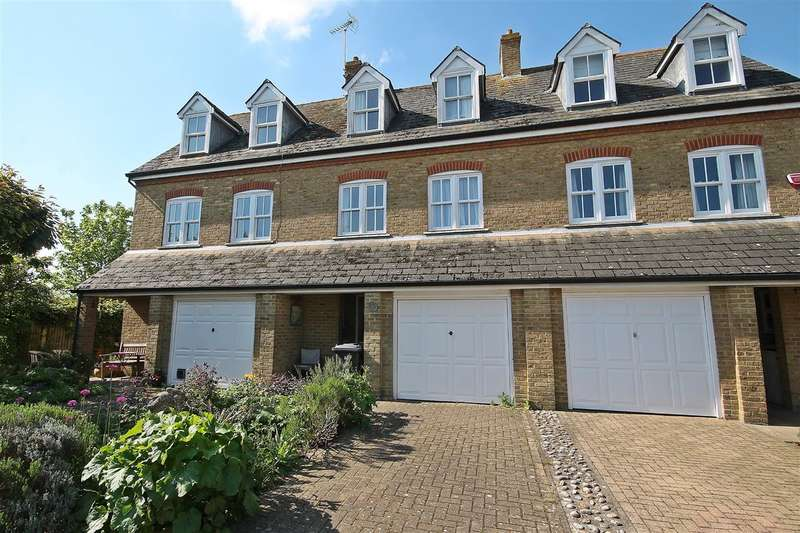 4 Bedrooms Terraced House for sale in Shepherdsgate, Canterbury