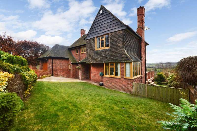 3 Bedrooms Detached House for sale in Whitley Road, Thornhill
