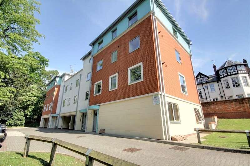 2 Bedrooms Apartment Flat for sale in All Saints Gardens, 52 Tilehurst Road, Reading, Berkshire, RG1