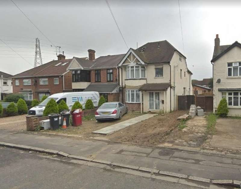 7 Bedrooms Detached House for sale in Stoke Road, Slough